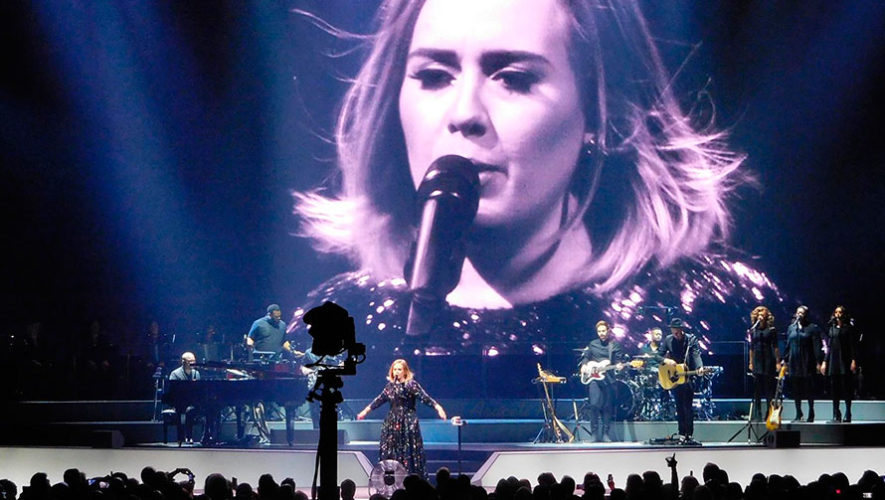 Tributo sinfónico gratuito a Adele en Guatemala | Septiembre 2019