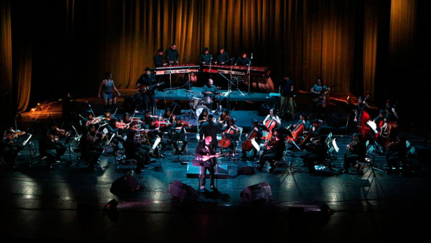 Tributo sinfónico gratuito a Soda Stereo en Guatemala | Septiembre 2019