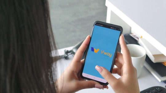 V.way Guatemala Visa net pagos transferencias P2P