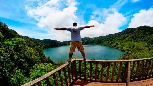 Viaje al Volcán de Ipala y la Laguna El Pino