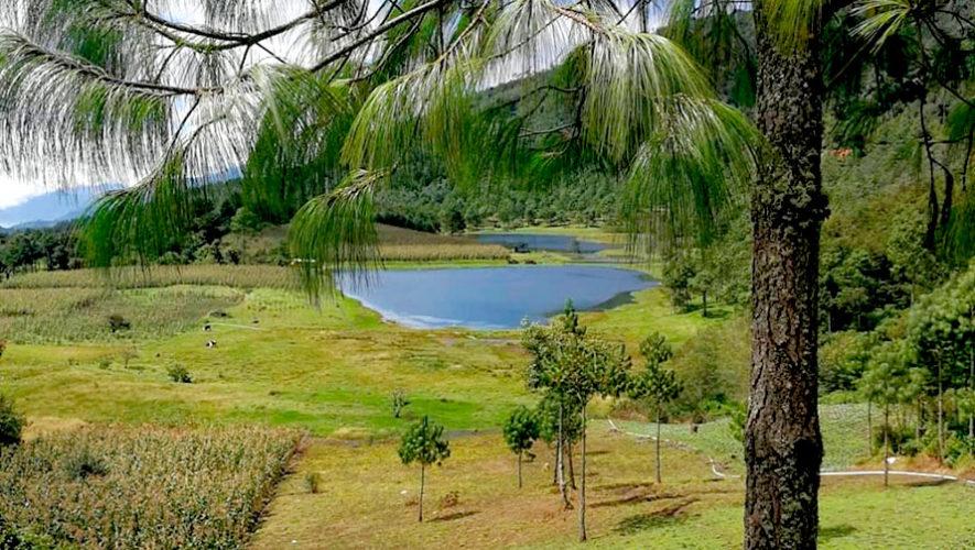 Viaje de relajación a la Laguna Chichoy | Septiembre 2019