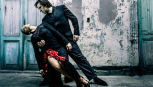 Volá, show con campeones mundiales de tango en Guatemala   Octubre 2019