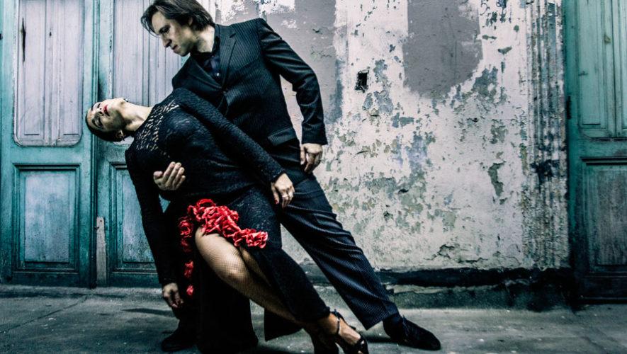 Volá, show con campeones mundiales de tango en Guatemala | Octubre 2019