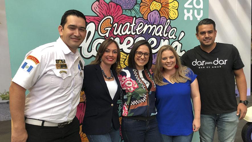 Zaxy lanza colección Guatemala Florecerás para construir Una Casa a la Vez