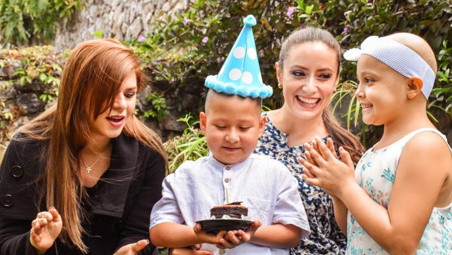 """""""Celebra la vida"""" iniciativa que beneficiará a niños con cáncer en Guatemala"""