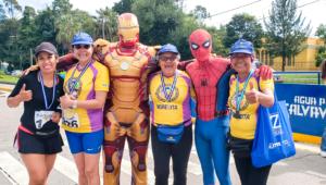 4a. Carrera Héroes por la vida y la familia | Septiembre 2019