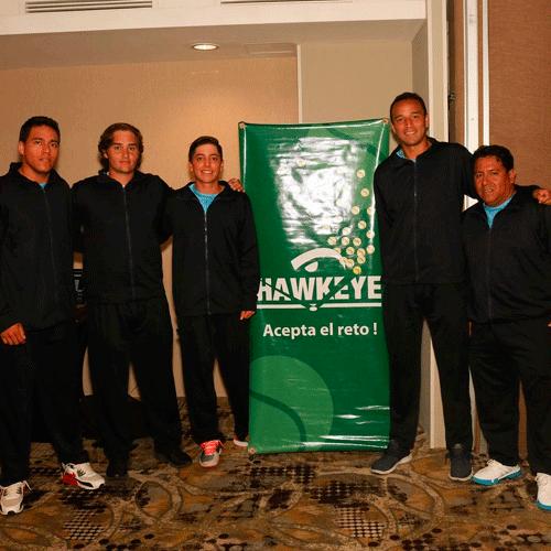 (Foto: Federación de Tenis)