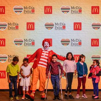 Celebra el McDía Feliz por los niños en Guatemala | Septiembre 2019