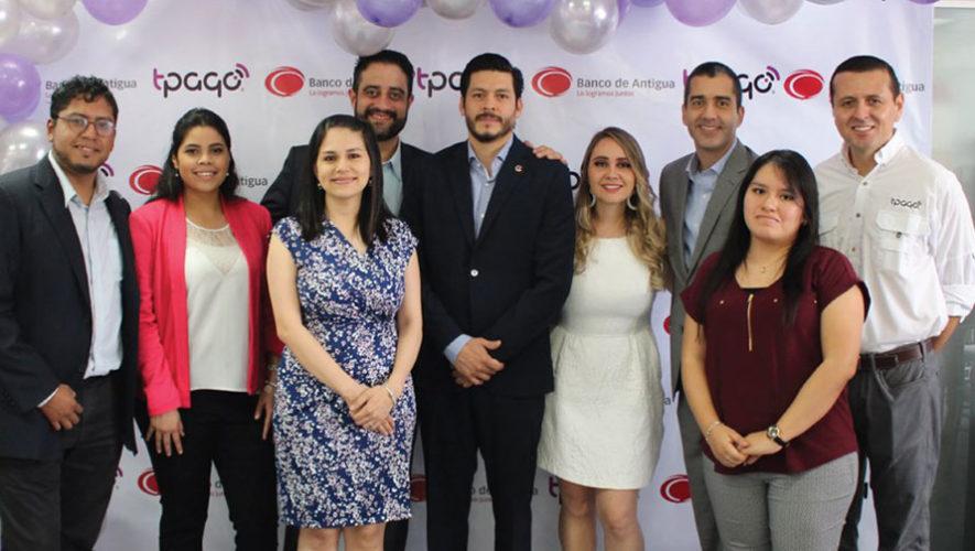tPago Guatemala Banco pagos transferencias en linea