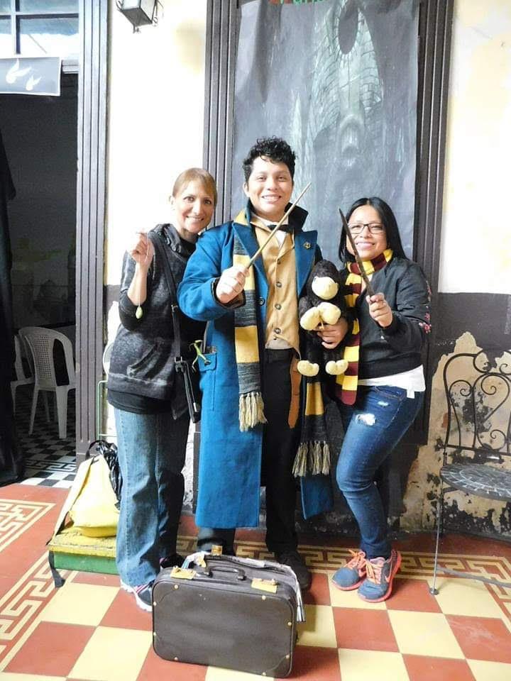 (Foto: Mas Harry Potter en Guate)