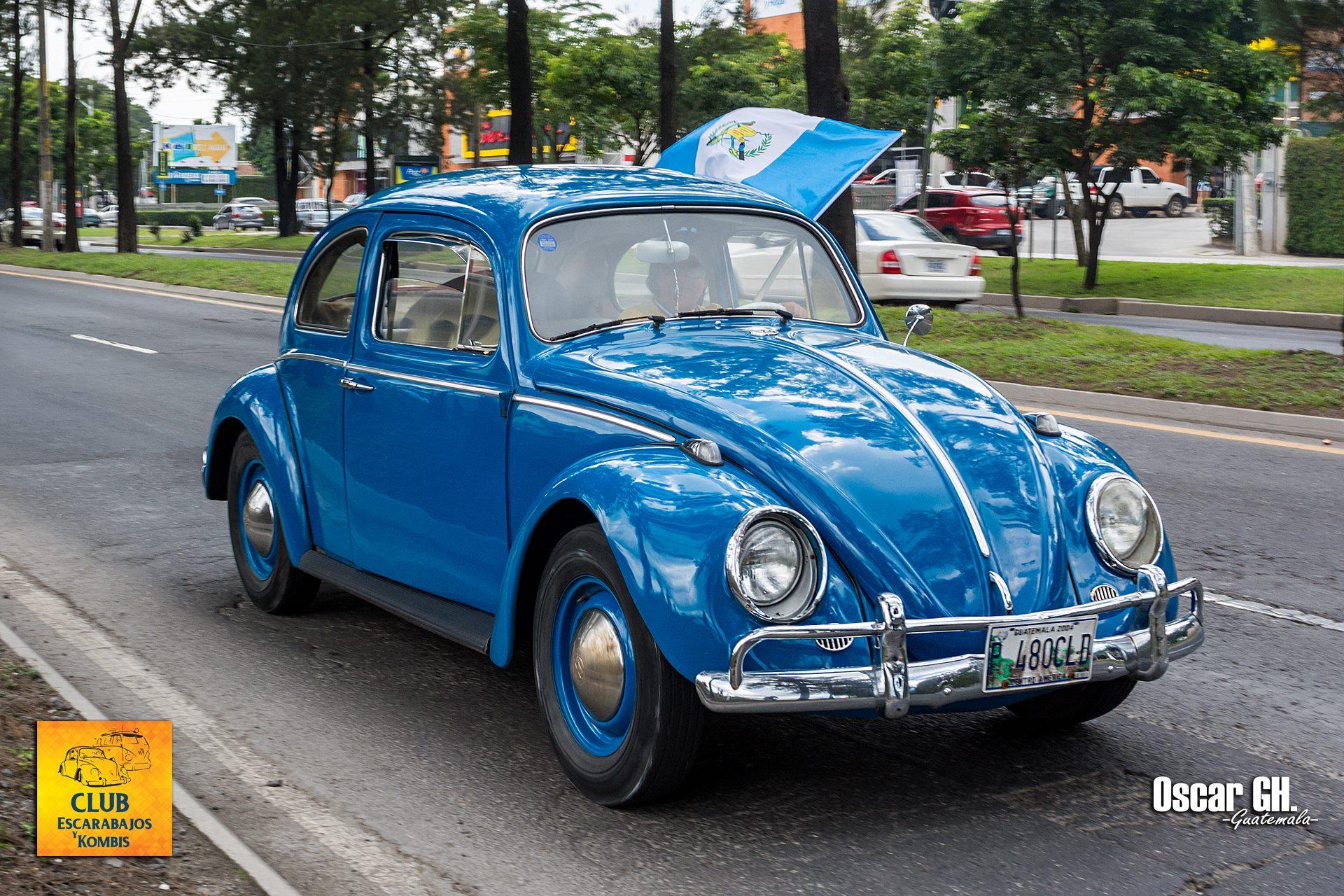 (Foto: Club Escarabajos y Kombis Guatemala / Oscar GH)