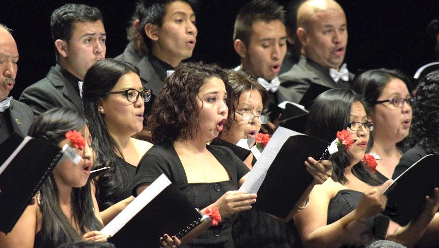 50 edición del Festival Musicoral del Coro Universitario de la USAC | Octubre 2019