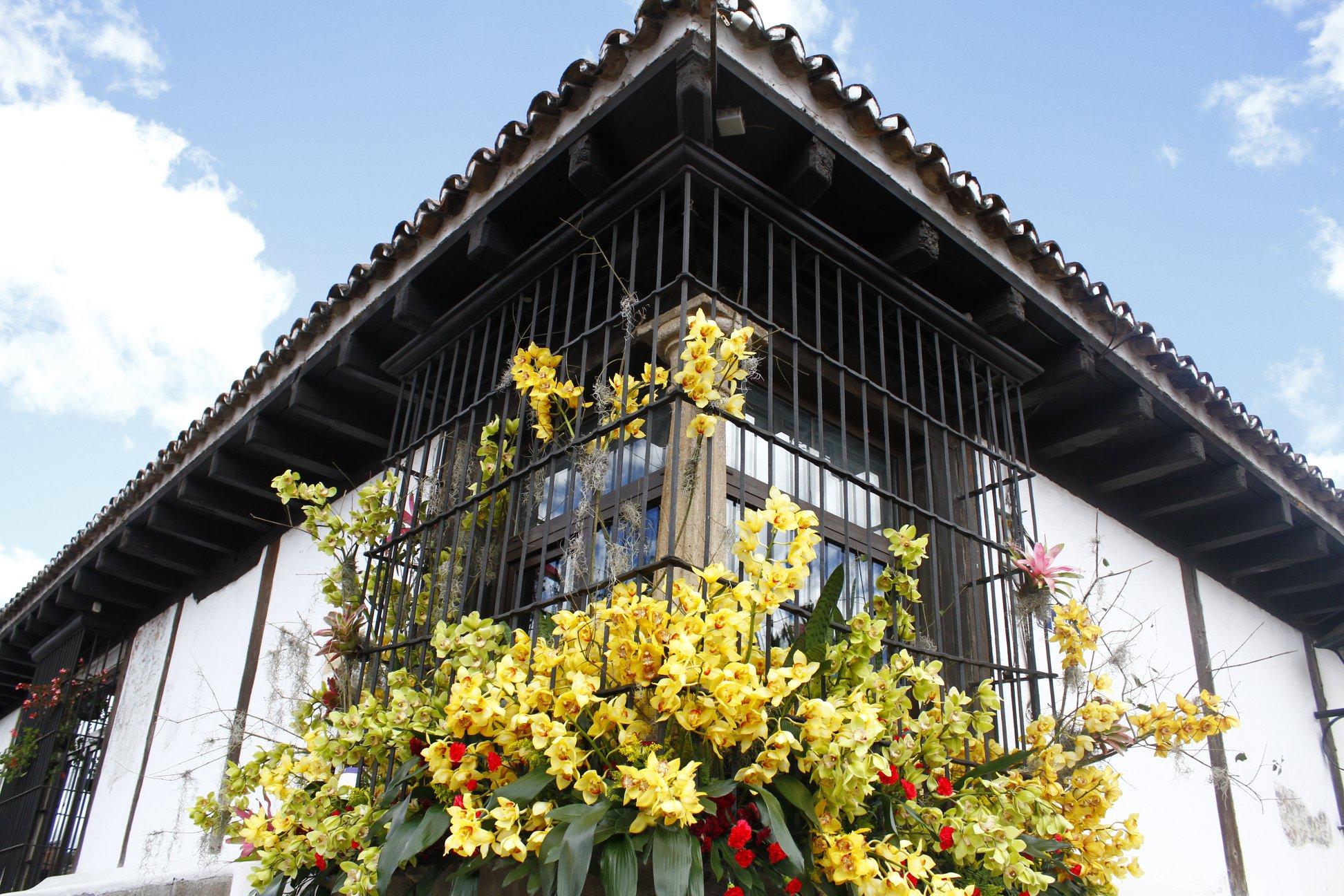 (Foto: Festival de Las Flores en La Antigua Guatemala)