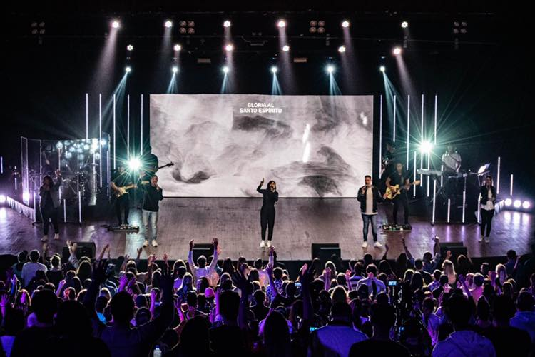 (Foto: Hillsong Buenos Aires)