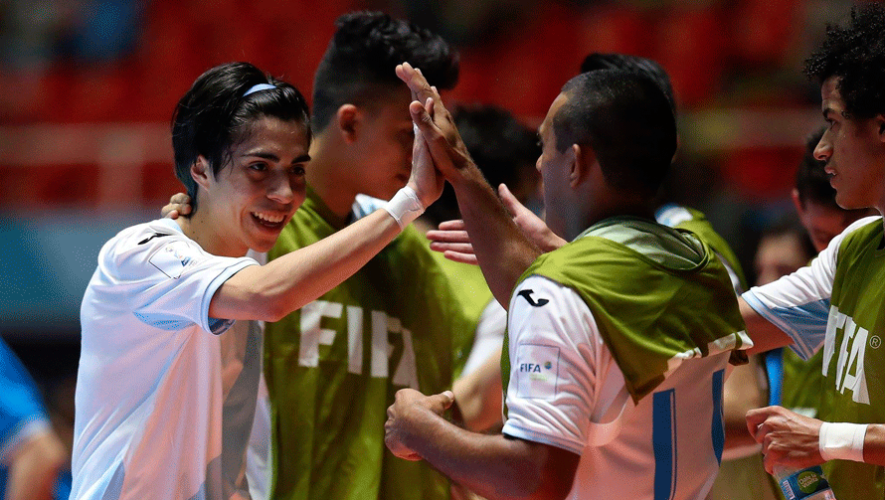 Amistoso internacional de futsal: Guatemala vs. Costa Rica | Octubre 2019