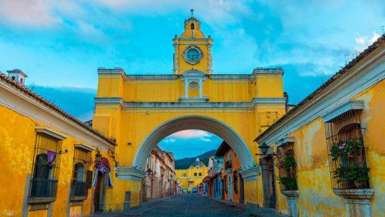 Antigua Guatemala un Patrimonio Cultural de la Humanidad