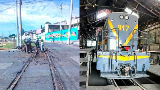 Buscan voluntarios para pintar paredes de la primera fase del tren urbano, Ciudad de Guatemala