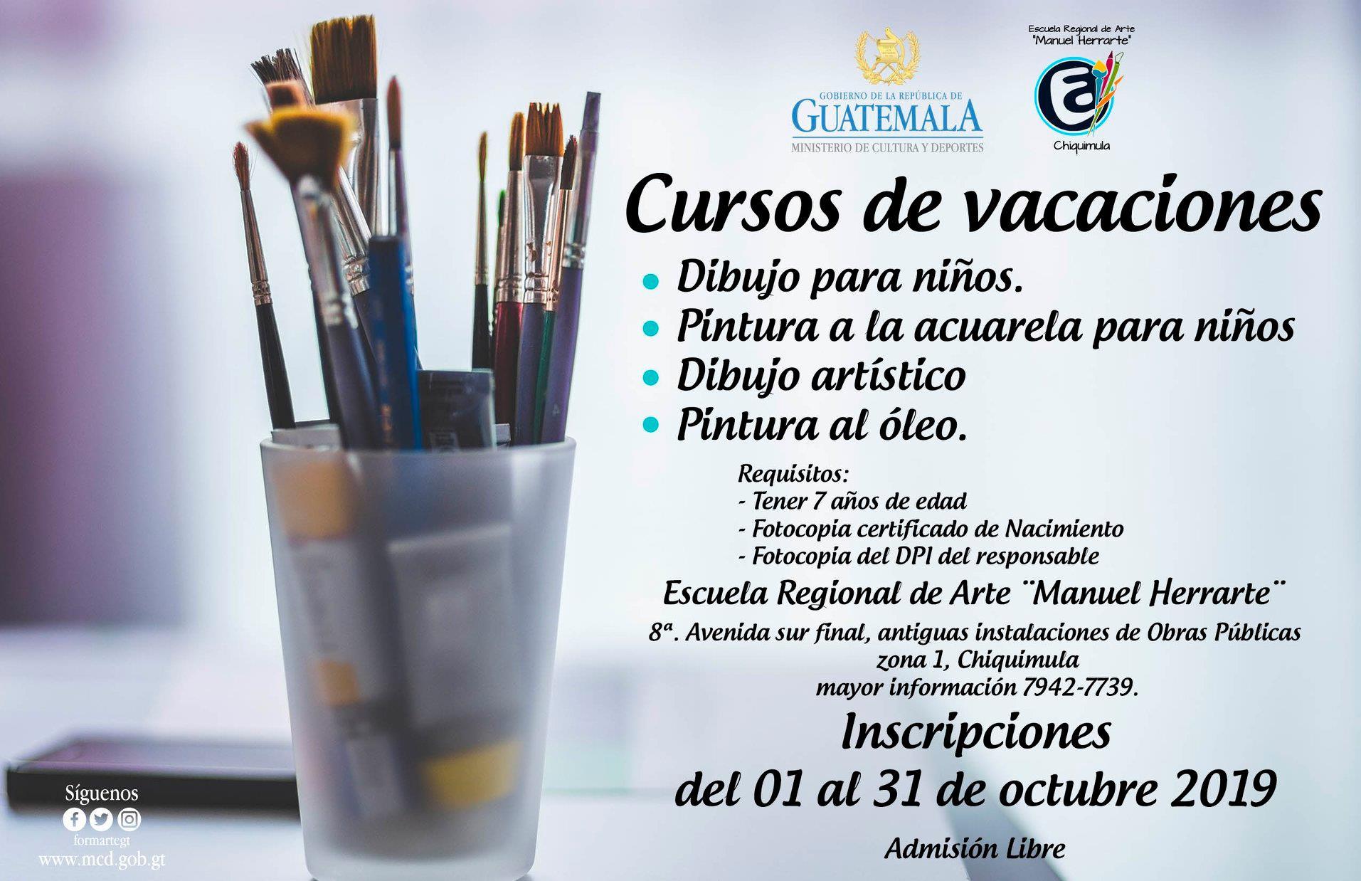 CURSO DE VACACIONES Guatemala