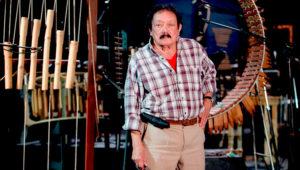 Cantos a la Marimba, presentación del poemario de Joaquín Orellana | Octubre 2019