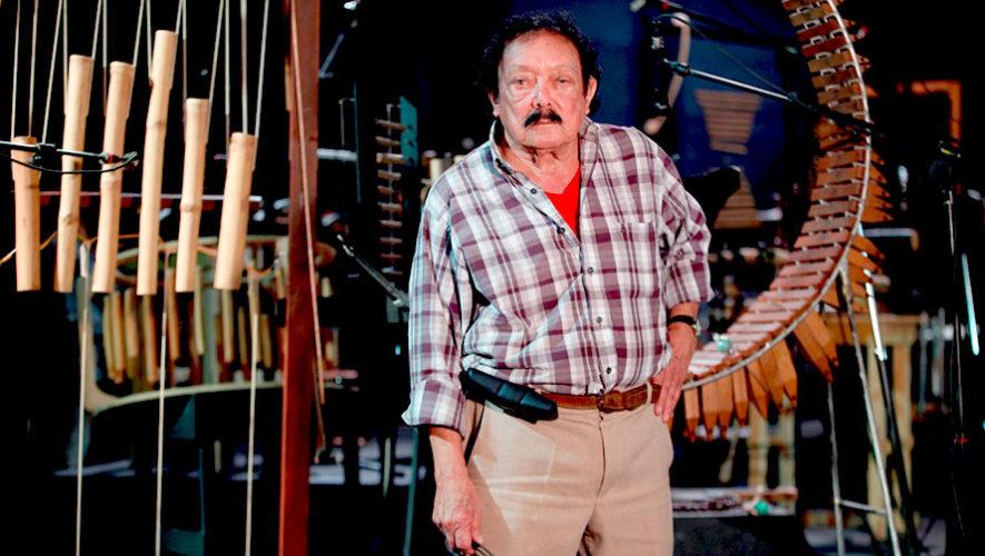 Cantos a la Marimba, presentación del poemario de Joaquín Orellana   Octubre 2019