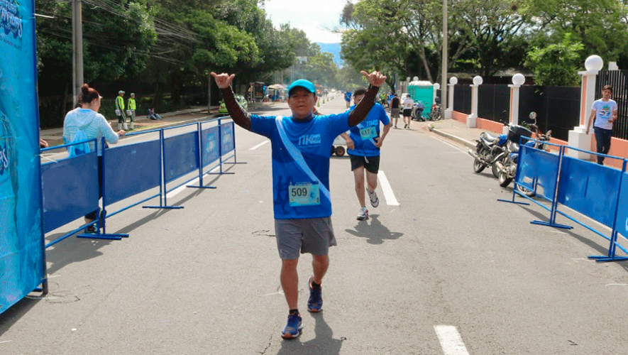 Carrera 11K H2O Corre por el agua del futuro   Octubre 2019