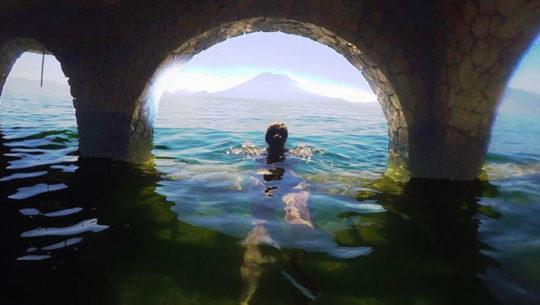 Hotel Casa del Mundo ubicado a orillas del Lago de Atitlán
