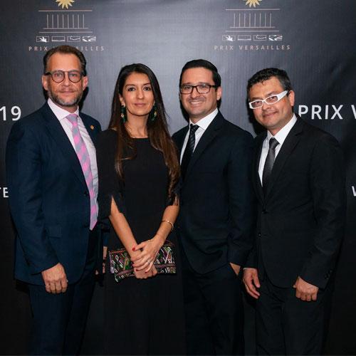 Castillo Arquitectos Guatemala Prix Versailles 2019