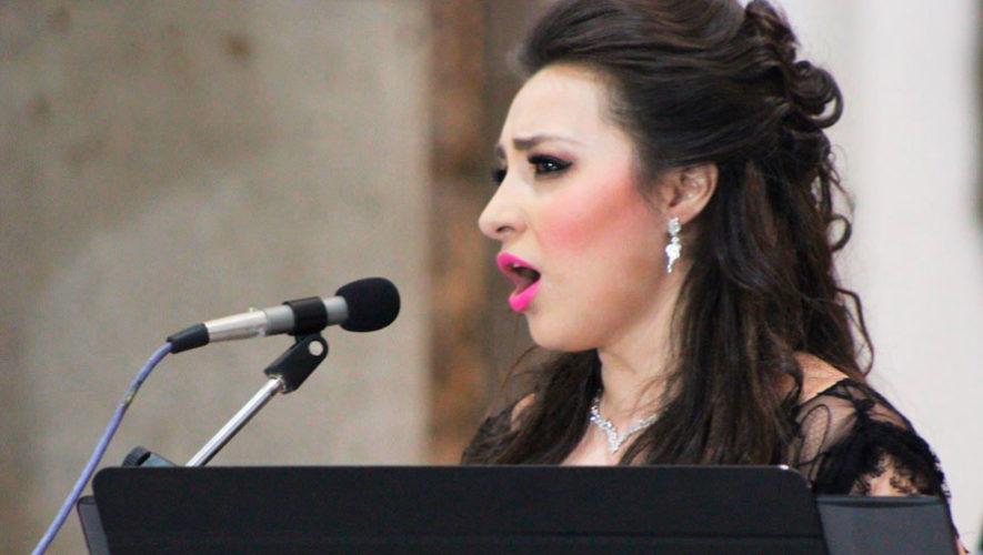 Celebración del Día Mundial de la Ópera en Guatemala | Octubre 2019