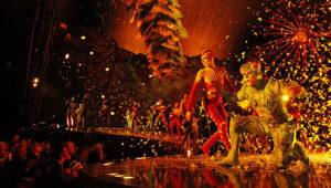 Cirque du Soleil en Guatemala | Diciembre 2019