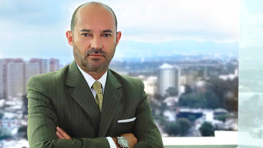 Claudio Matus Coulomb Salinas Guatemala director general