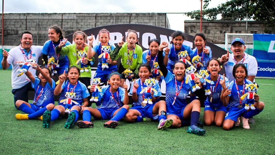 Codicader Infantil 2019: Escuela República de Bolivia lideró la exitosa actuación de Guatemala