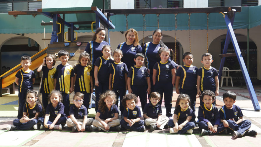 Colegio Montano, educación innovadora para tus hijos en Guatemala