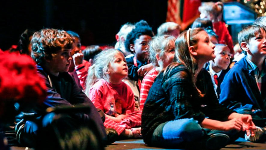 Cómo el Grinch se robó la Navidad, teatro para niños | Noviembre - Diciembre 2019