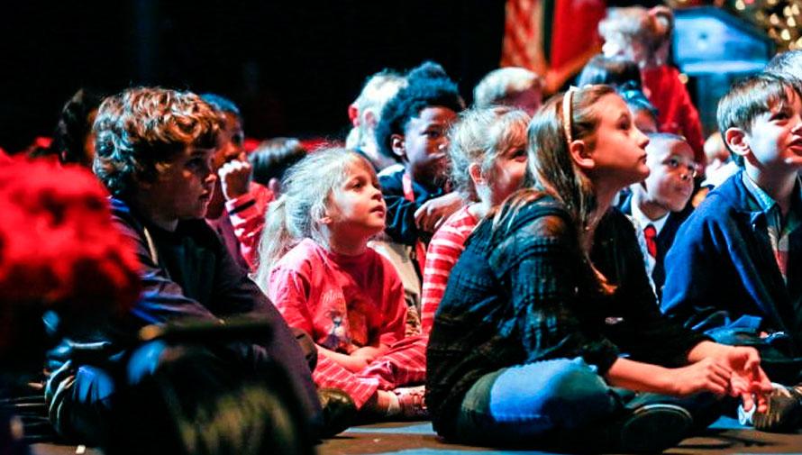 Cómo el Grinch se robó la Navidad, teatro para niños