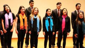 Concierto gratuito de canto a capella y coros   Noviembre 2019