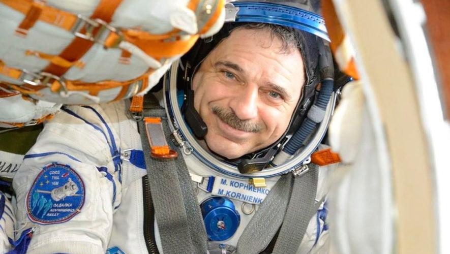 Conferencia gratuita del cosmonauta Mijaíl Korniénko en Guatemala | Octubre 2019