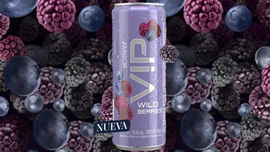 Conoce la nueva presentación de VIP Wild Berries