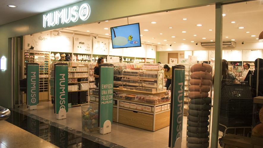Tiendas Mumuso Guatemala ofreceN una variedad de productos con inspiración coreana