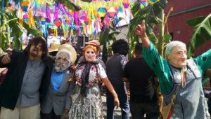 Desfile de Fieros en Villa Nueva   Noviembre 2019