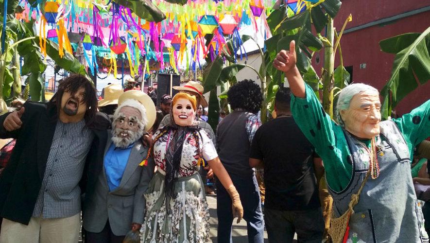 Desfile de Fieros en Villa Nueva | Noviembre 2019