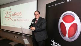 Detektor Guatemala 25 años GPS seguridad