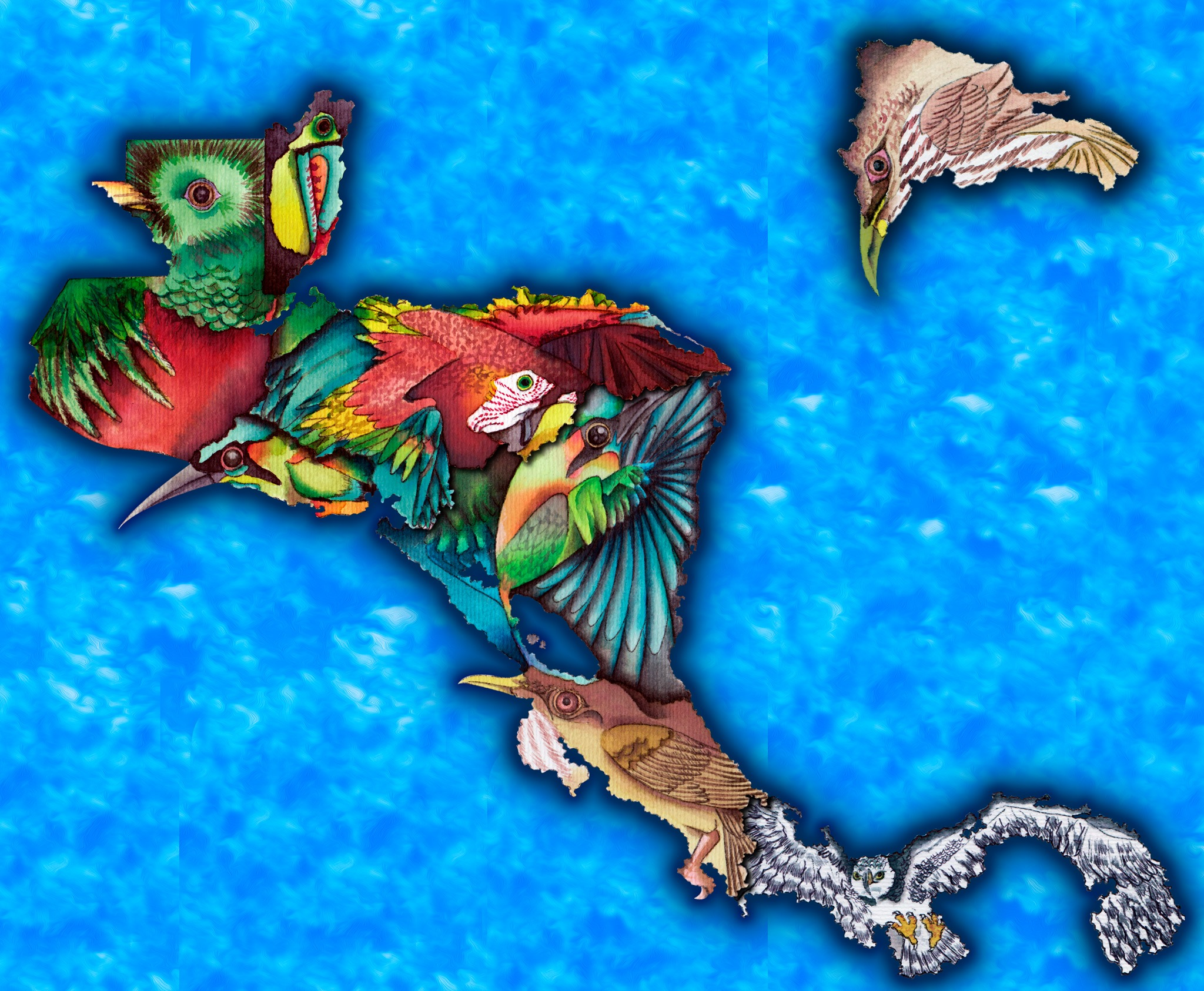 Diseño de guatemalteco fue elegido como el mejor Buddy Bear Centroamericano