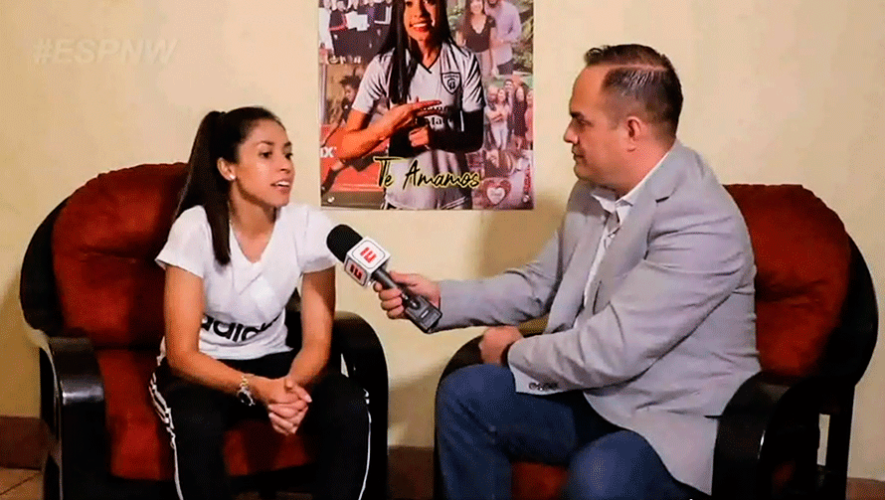 ESPN Women reconoció la carrera deportiva de Ana Lucía Martínez