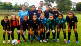 Codicader Infantil 2019: El equipo femenino que superó sus límites para representar a Guatemala