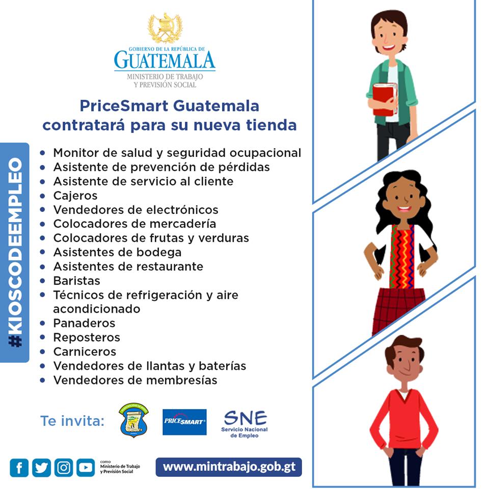 Empleos guatemala
