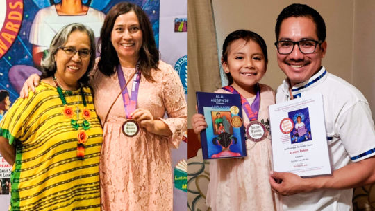 Escritores guatemaltecos ganan premios en Estados Unidos por sus libros