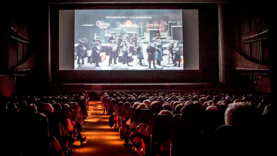 Eurocine, festival de cine europeo en Guatemala | Octubre 2019