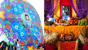 Exhibición de barriletes y ofrendas en Quetzaltenango | Octubre 2019