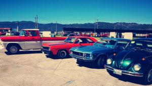 Exhibición de carros clásicos en Quetzaltenango | Noviembre 2019