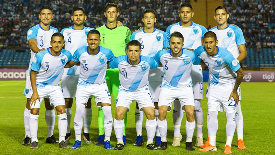 Fecha y hora del partido amistoso Bermudas vs. Guatemala, octubre 2019